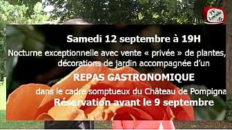 l'Unité Locale de la @CroixRouge française de Verdun sur Garonne organise la 3ème édition de « Côté Jardin, Côté Coeur ». UN RENDEZ-VOUS à ne pas manquer.