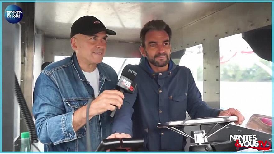 Nantes & Vous TV : Le bateau Passe Partout