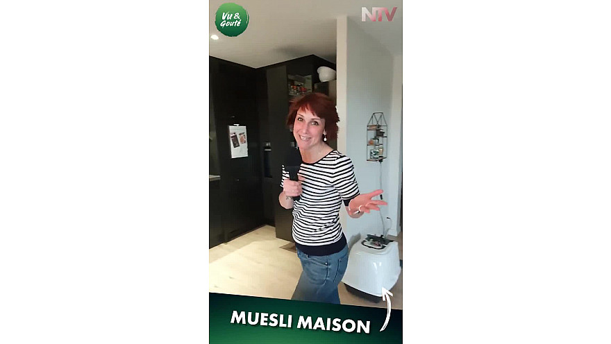 Nantes & Vous TV - Faire son Muesli maison - Vu & Goûté