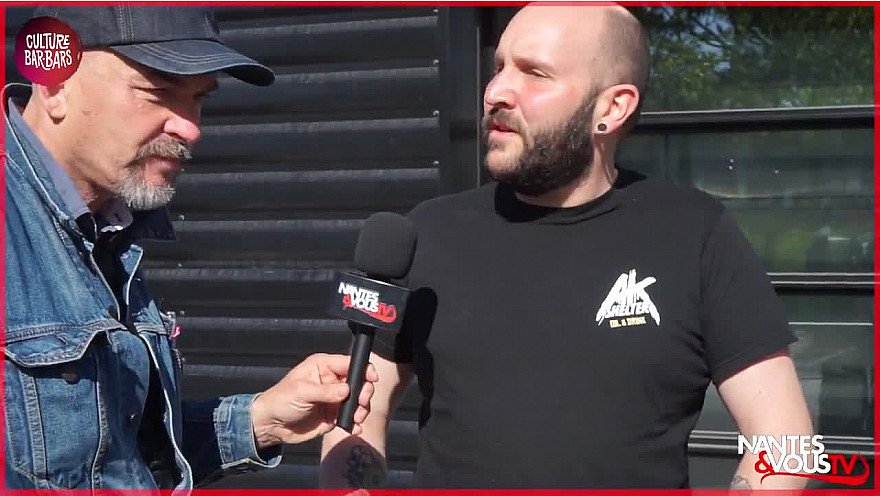 Nantes & Vous TV - Univers Harley au AK Shelter
